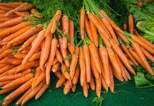 Le carote fanno bene alla vista